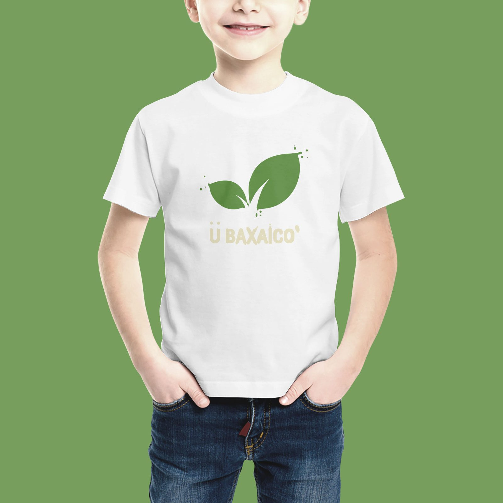 Kids T-Shirt Ü Baxaico